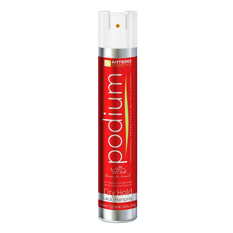 Artero Podium Dry Hold Hairspray 500ml