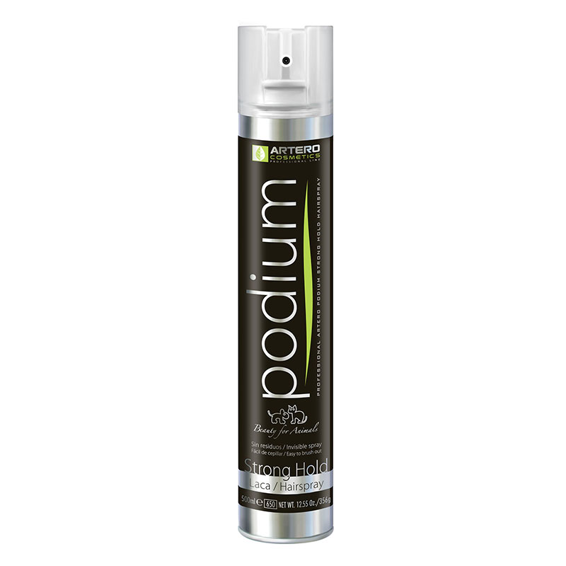 Artero Podium Strong Hold Hairspray 500ml