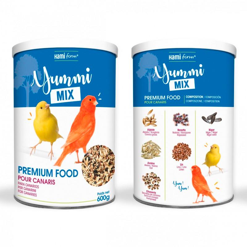 Hami Form Yummi Mix Premium Food For Canaries