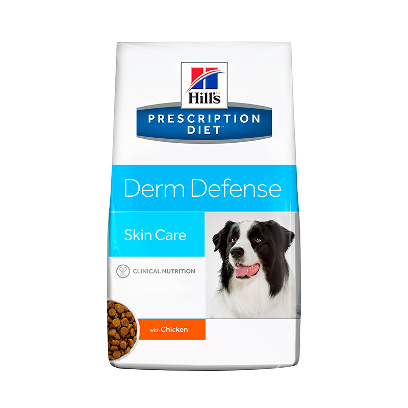 Hill's Canine Derm Defense Skin Care