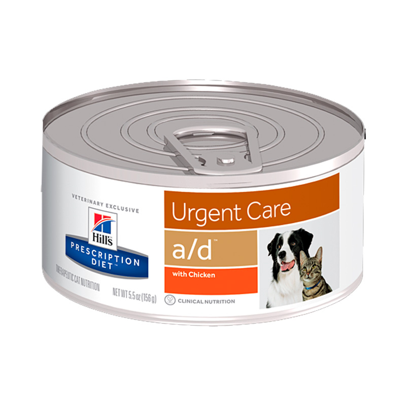 Hills a/d Canine/Feline Can