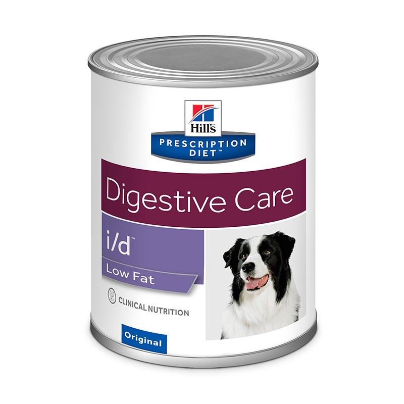 Hill's Canine i/d Low Fat Lata 360gr