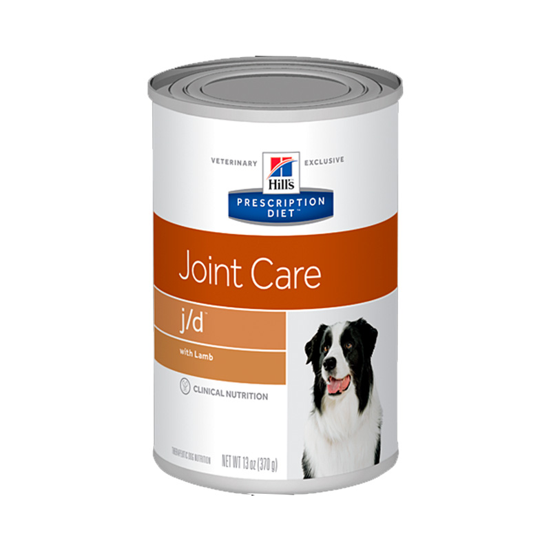 Hill's Canine j/d Lata 370gr