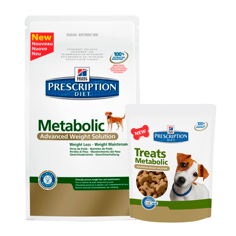 Hill's Canine Metabolic Treats 220gr