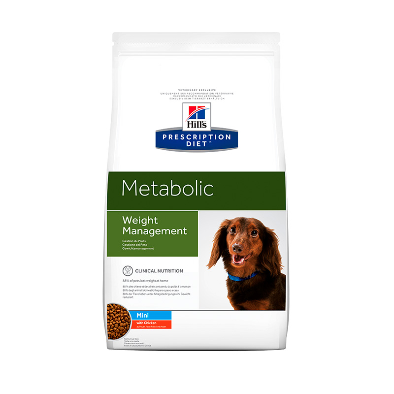 Hill's Canine Metabolic Mini
