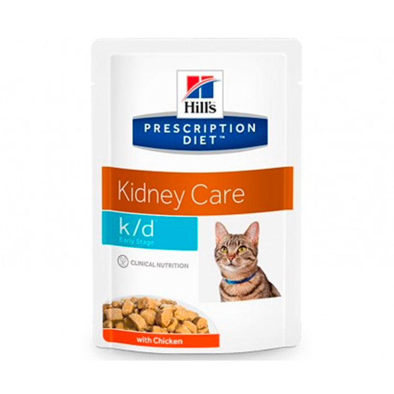 Hill's Feline k/d Early Stage bolsita 85gr