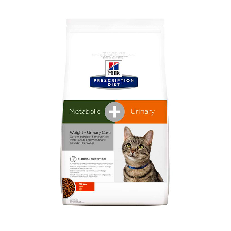 Hill's Feline Metabolic Plus Urinary