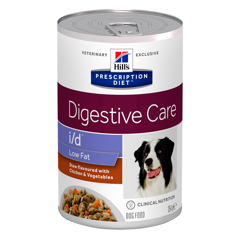 Hill\'s Canine i/d Low Fat Stew with Chicken & Vegetables