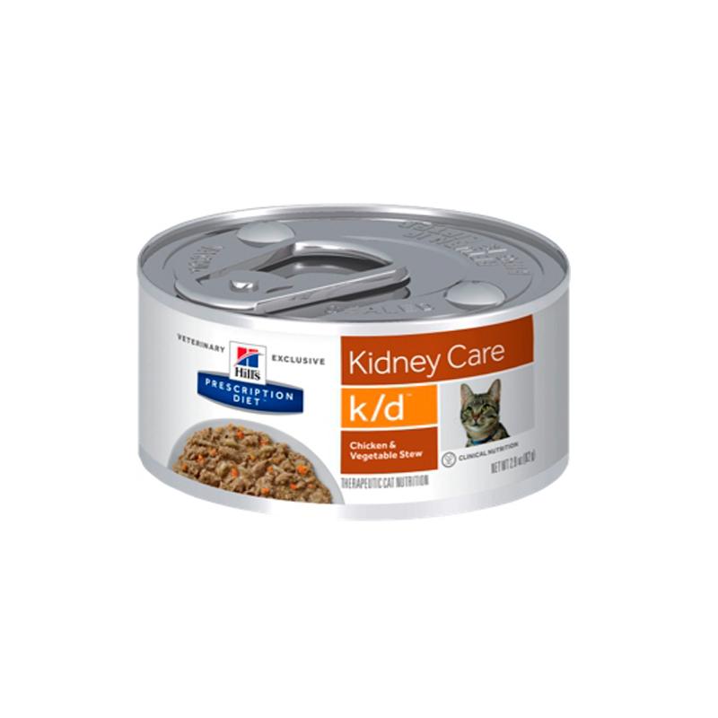 Hills Feline k / d Stew with Chicken and Vegetables