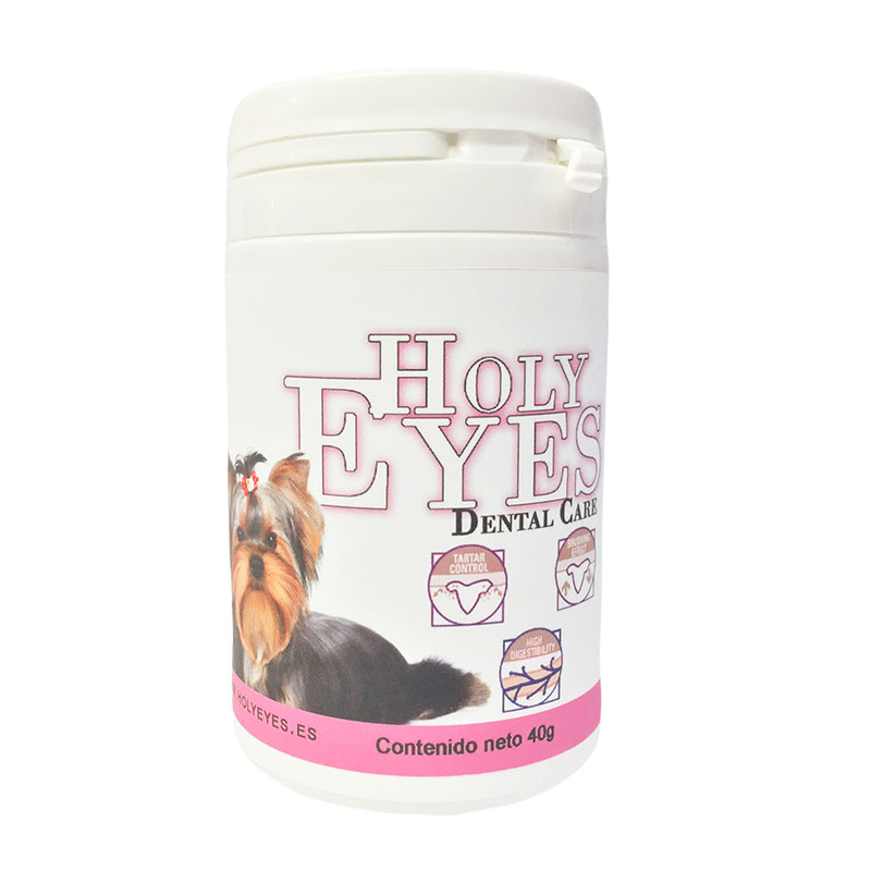 Holy Eyes Dental Care Higiene Dental perros y gatos 40gr