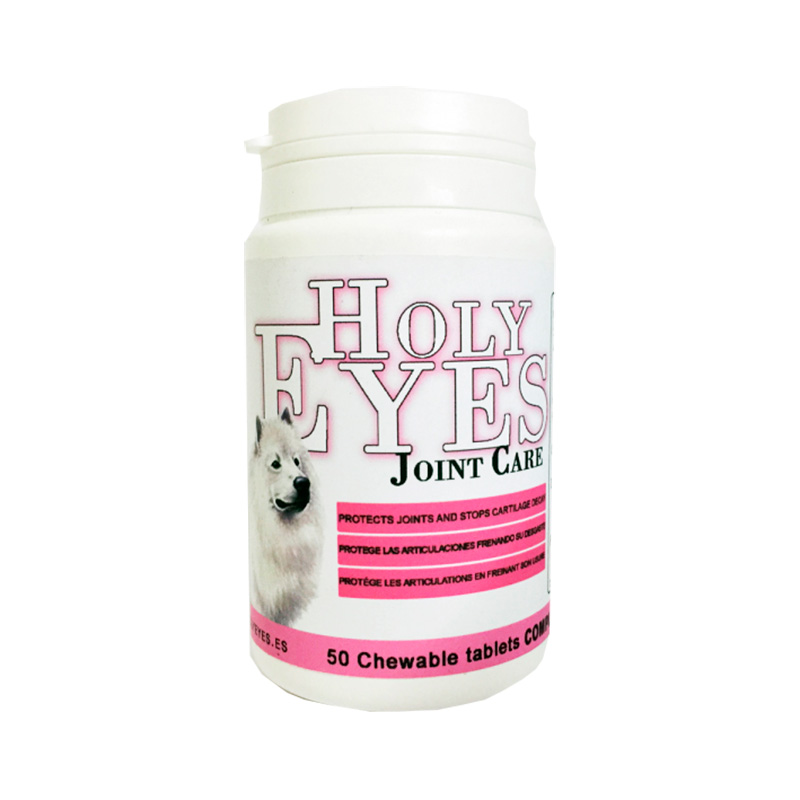Holy Eyes Joint Care. Suplemento Articular 50 comp
