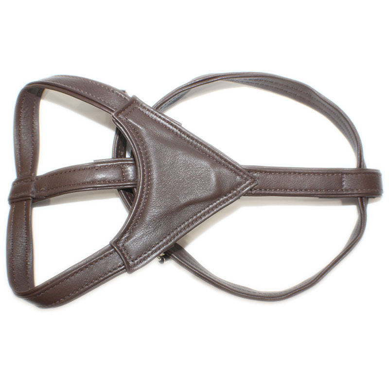 Leather Harness Moscow Brown
