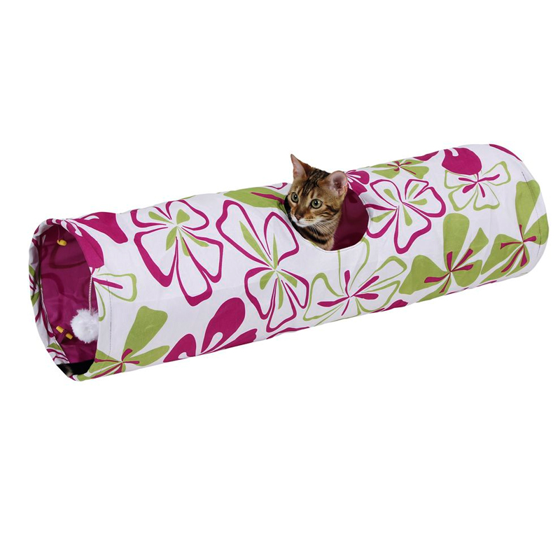 Kerbl Tunel For Cats Flower