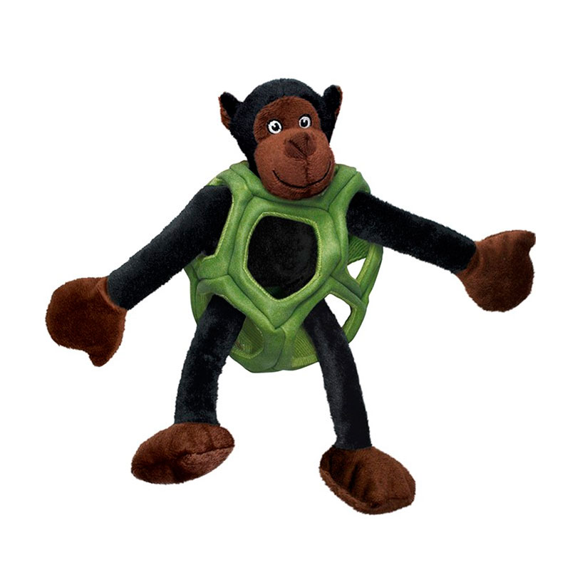 Kong Puzzlements Monkey Dog Toy