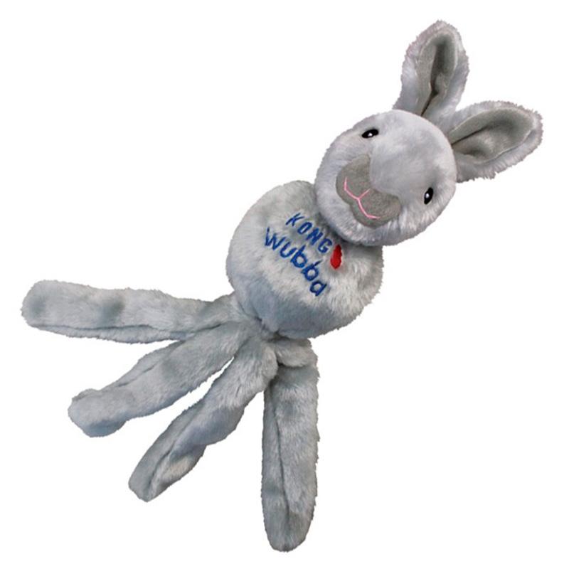 Juguete para Perro Kong Wubba Friends Rabbit