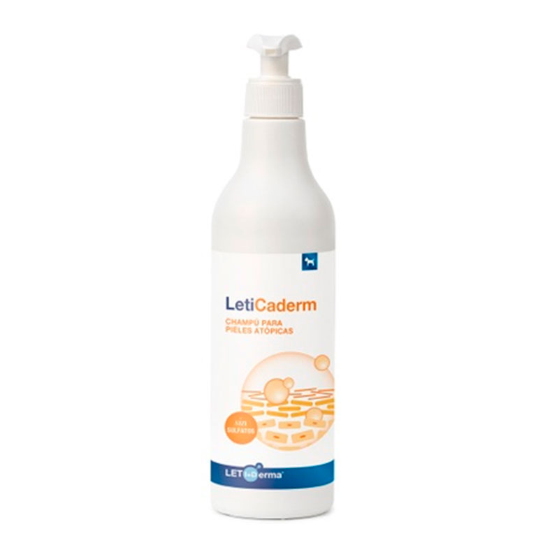LetiCaderm Shampoo for atopic skin 250 ml