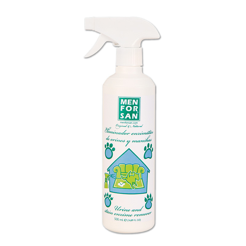 Menforsan urine and stain enzyme cleanser 500ml
