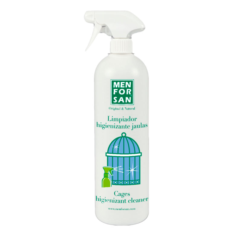 Men for San Cage Higienizant Cleaner  1 L