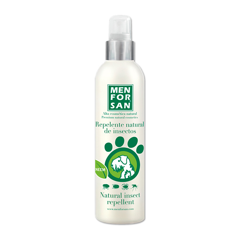 Menforsan Natural Insect Repellent with Neem Extract