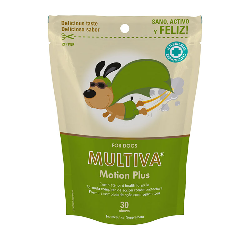 Multiva Motion Plus Joint Supplement 30 Chews