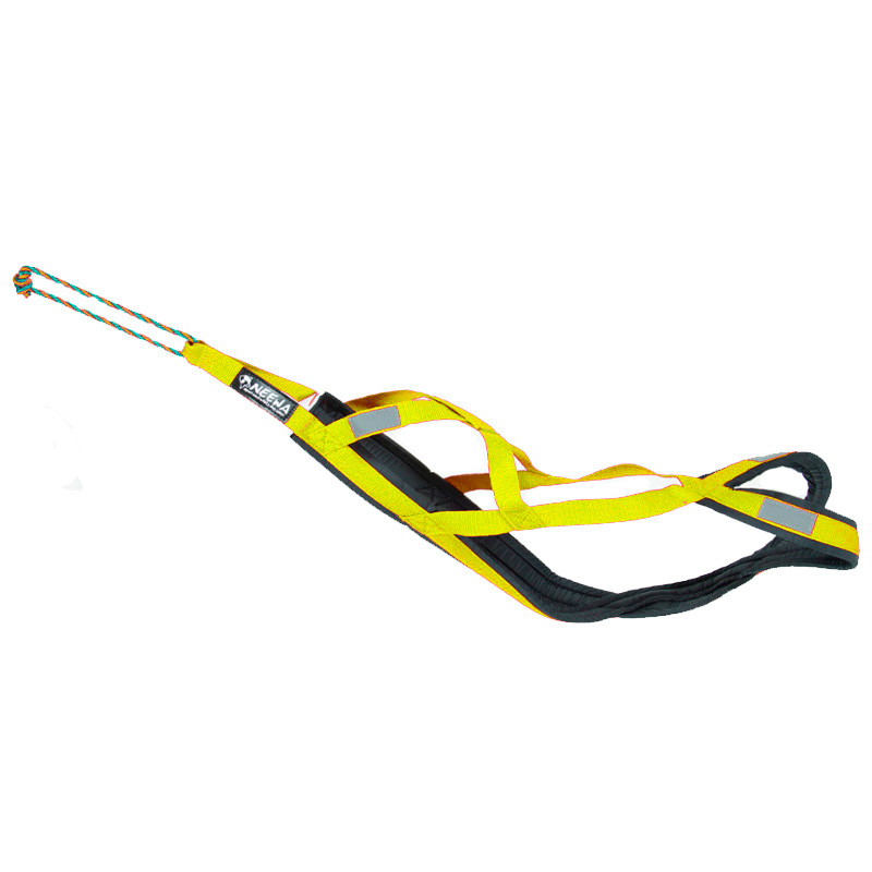 Neewa Sled Pro Harness Yellow