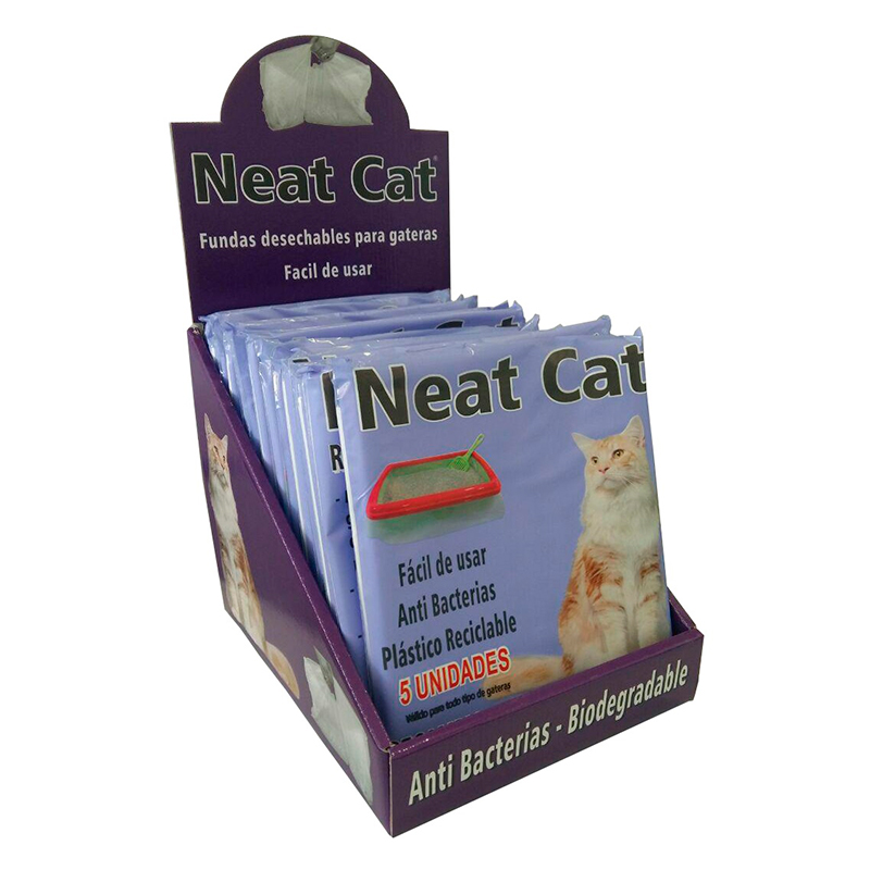 Neat Cat Bag 5 Units