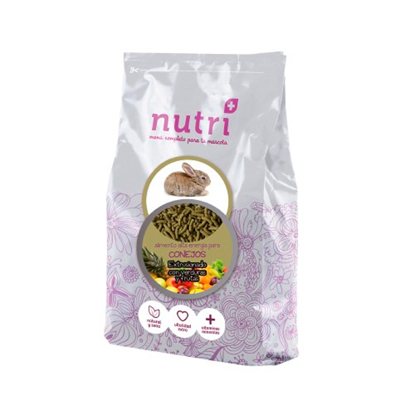Nutriplus Big High Energy Food For Rabbits