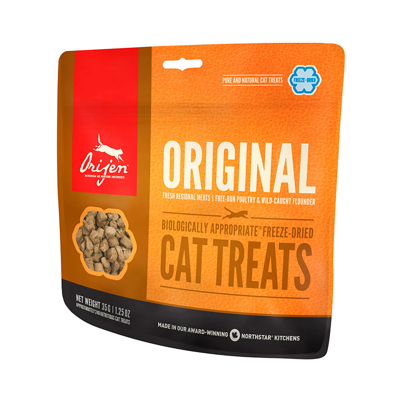 Orijen Treat Original Cat 35 GR