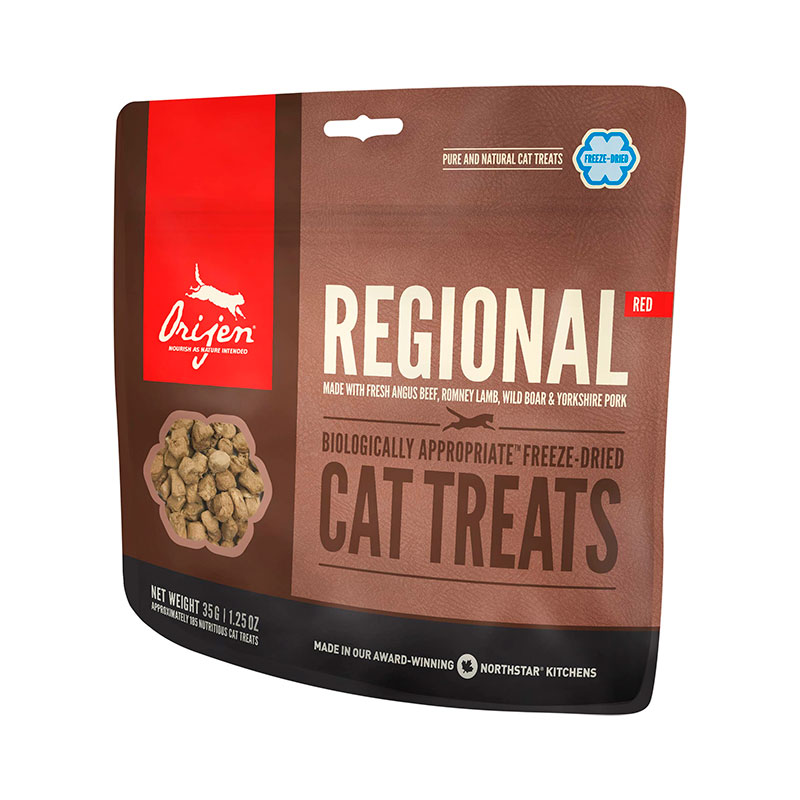 Orijen Treat Regional Red Cat 35 GR