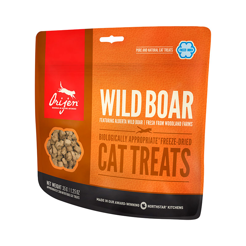 Orijen Wild Boar gato Treats