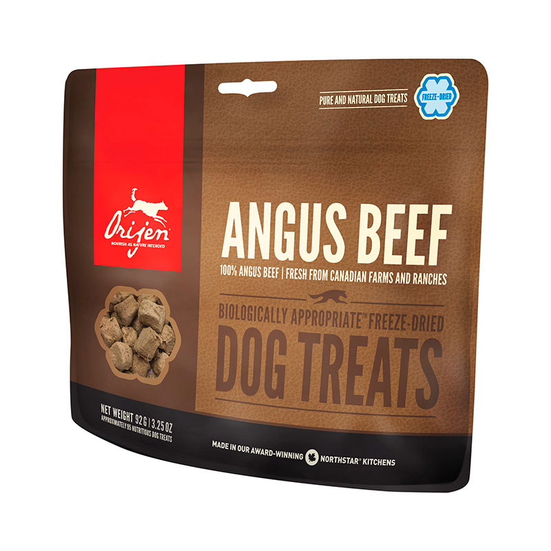 Orijen Angus Beef Dog Treats 42.5gr