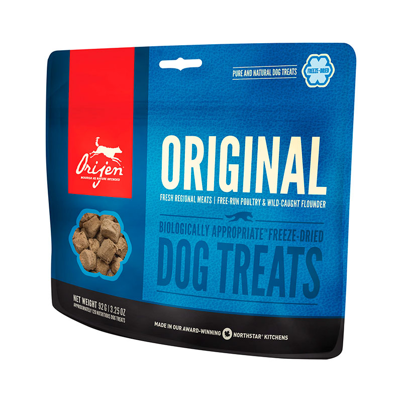 Orijen Original Dog treats for dogs
