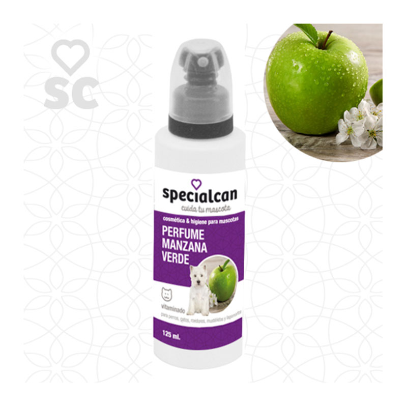 Specialcan Perfume green apple