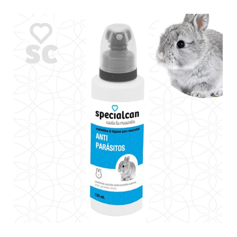 Specialcan Insecticida roedores