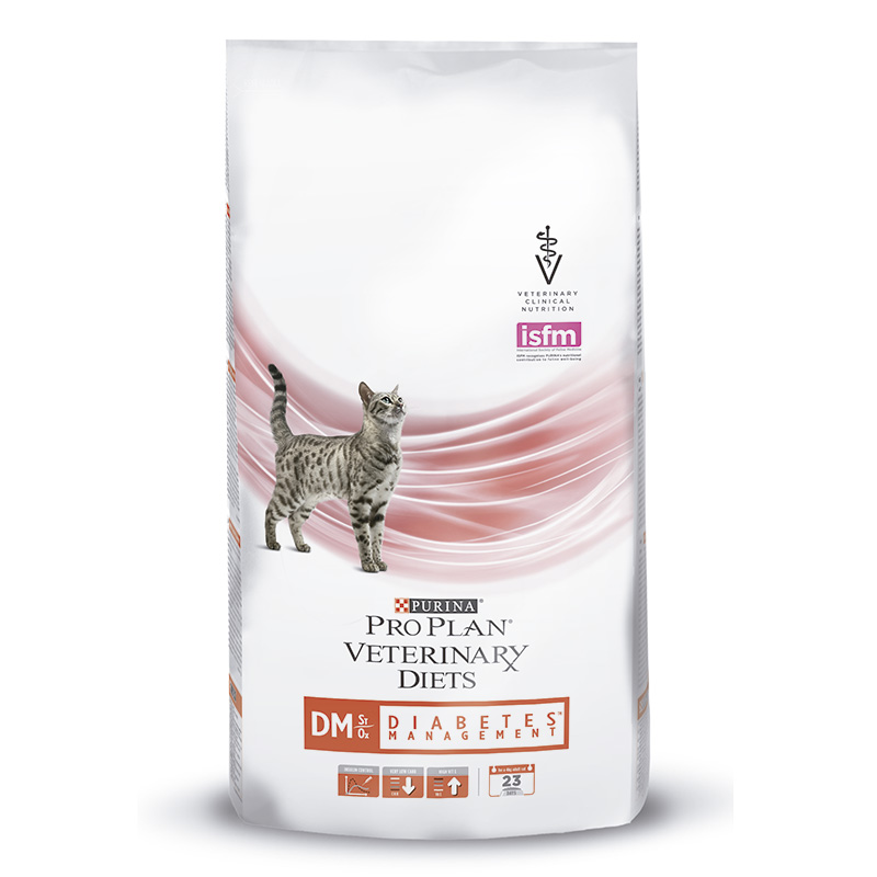 Purina ProPlan Veterinary Diet Feline DM (Manejo de la Diabetes)