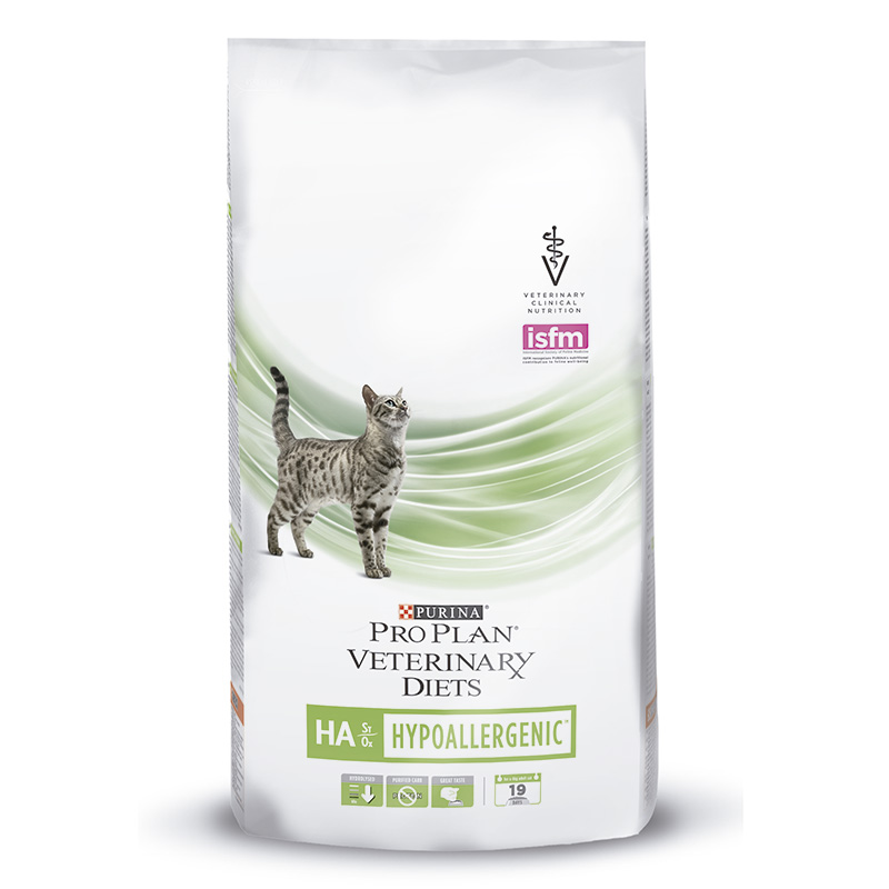 Purina ProPlan Veterinary Diet Feline HA (Hypoalergénico)