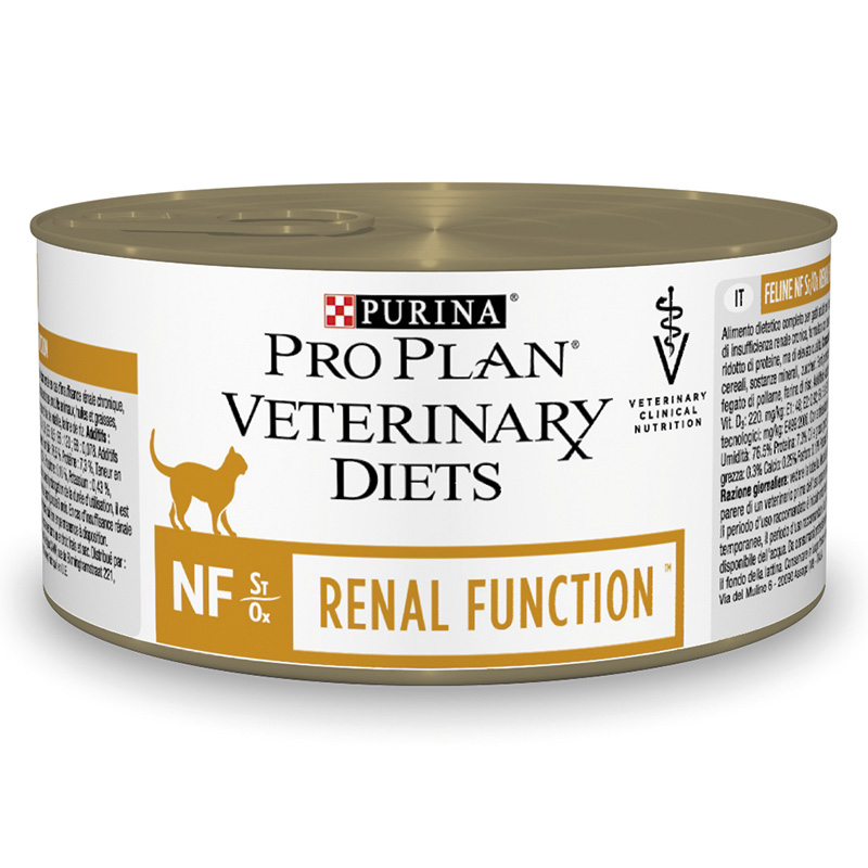 Purina ProPlan Veterinary Diet Feline NF (Renal Function) Can