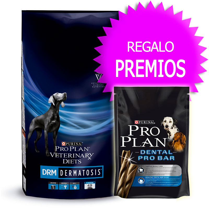 Purina ProPlan Veterinary Diet Canine DRM (Derm)
