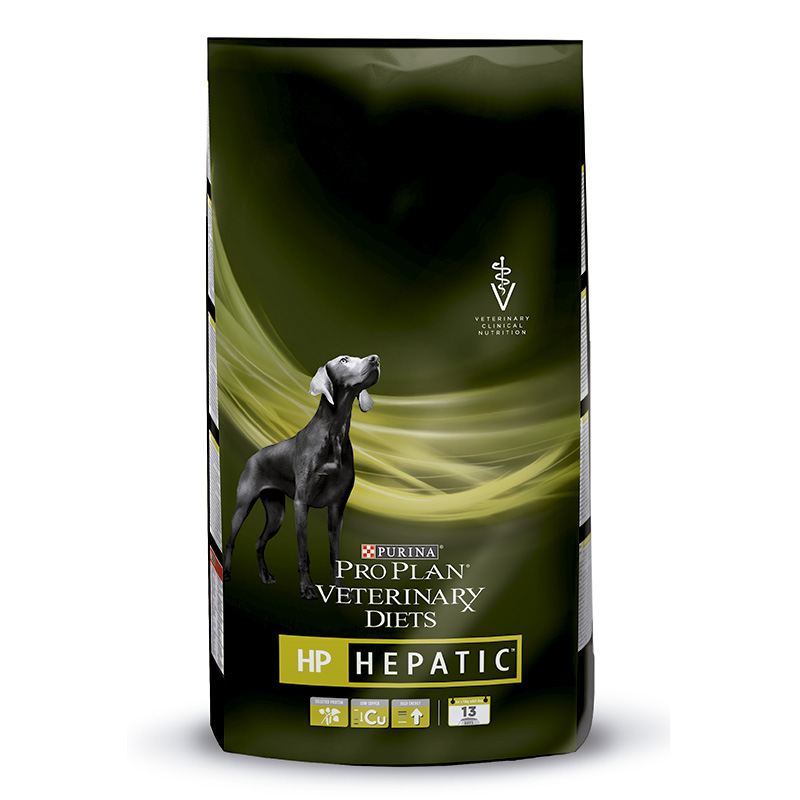 Purina ProPlan Veterinary Diet Canine HP (Hepatic) 3kg