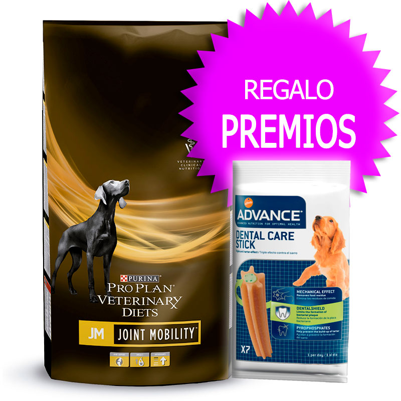 Purina ProPlan Veterinary Diet Canine JM (Joint Mobility) 12Kg+Coupon