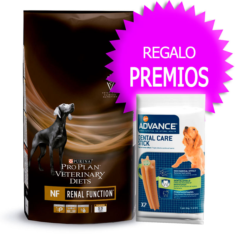 Purina ProPlan Veterinary Diet Canine NF (Renal Function) 12Kg+Coupon
