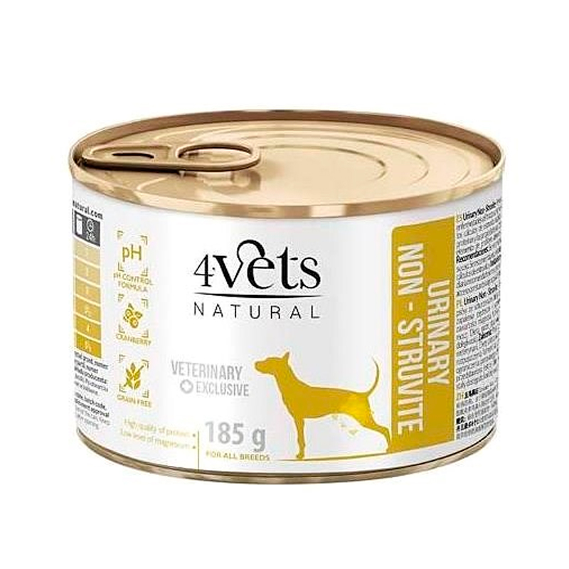 Piper 4Vets Urinary Support for Dogs Can