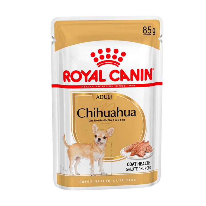 Royal Canin Chihuahua Adult Pouch 85gr