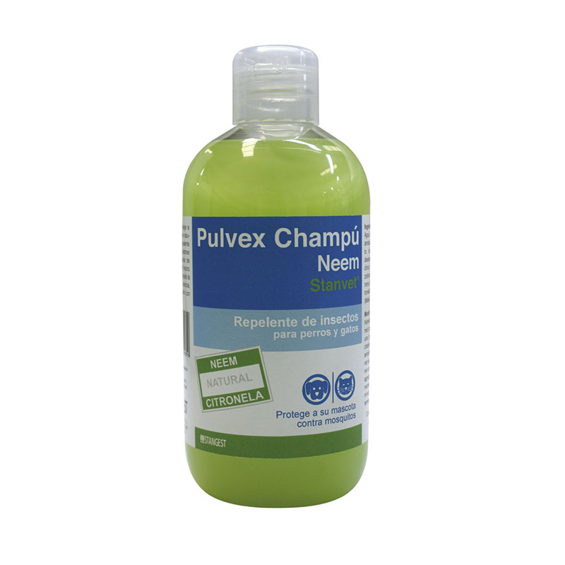 Pulvex Champ� Repelente de Insectos 250 ml.