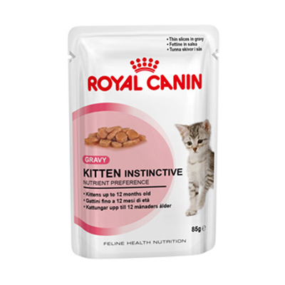 Royal Canin Cat Wet Kitten Instinctive 85gr