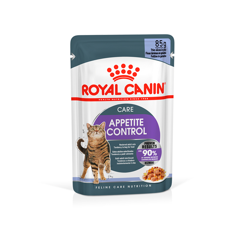 Royal Canin Cat Appetite Control in Jelly Sterilized