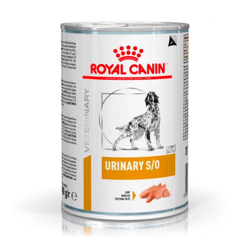 Royal Canin Urinary S/O Dog Can