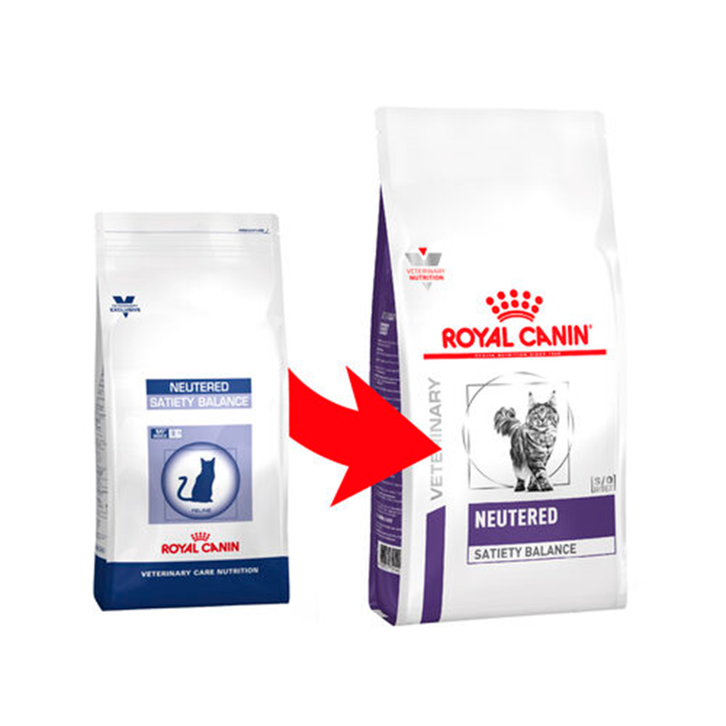 Royal Canin Gato Neutered Satiety Balance