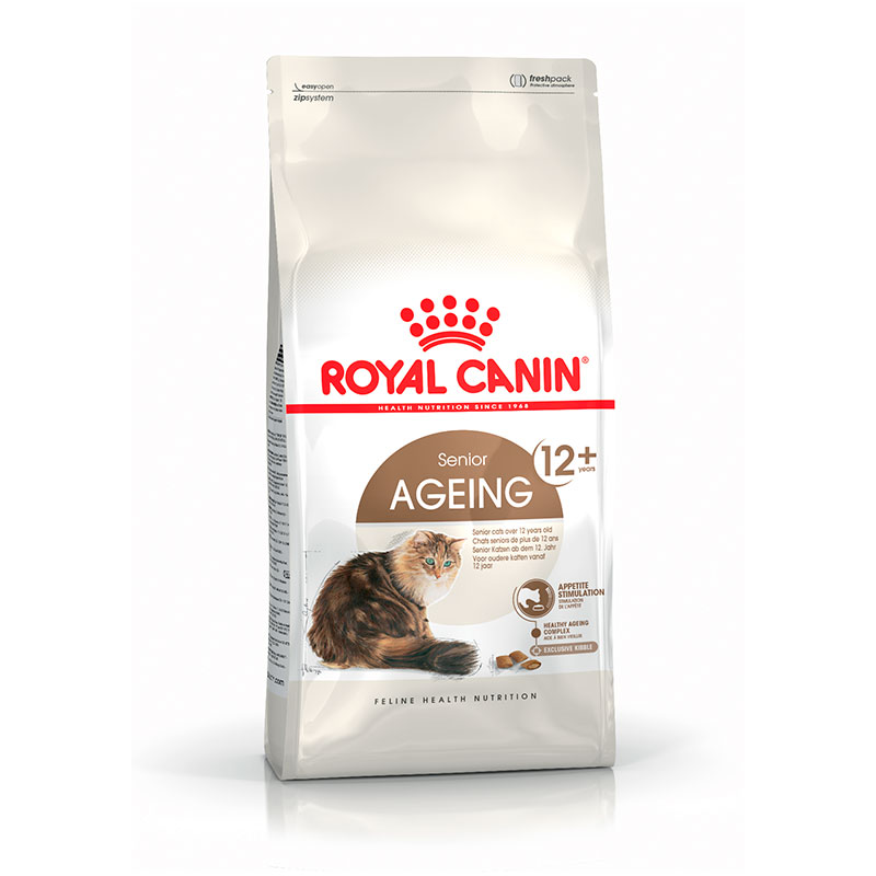 Royal Canin Gato Ageing +12