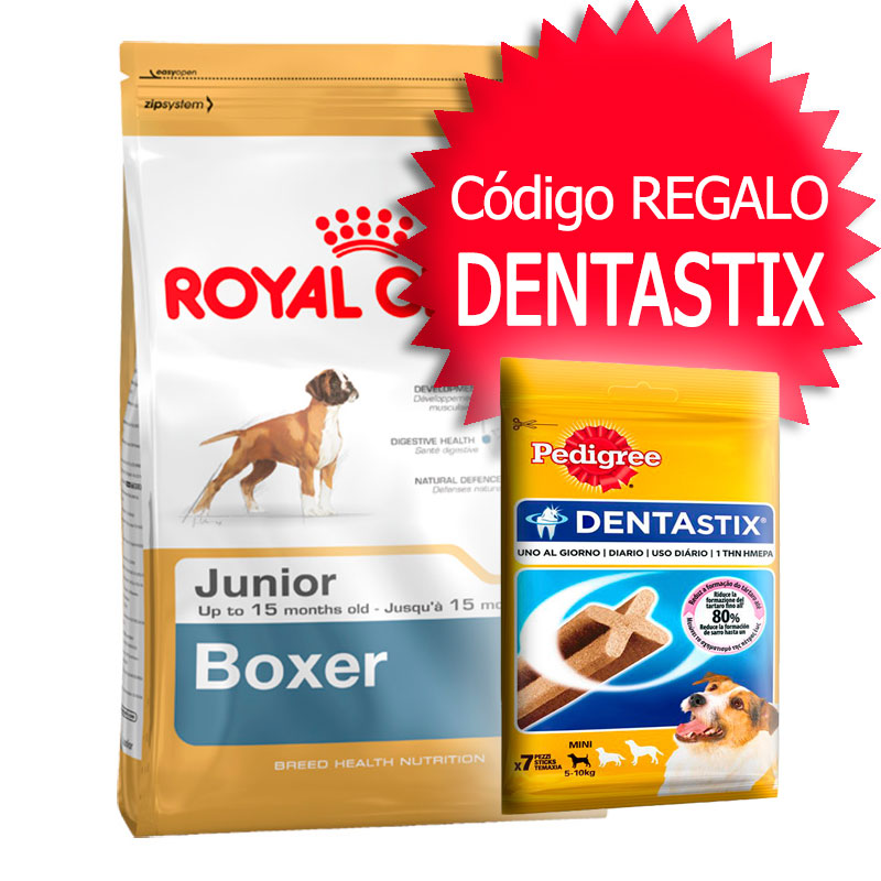 Royal Canin Boxer 30 Junior 12Kg+Cupón